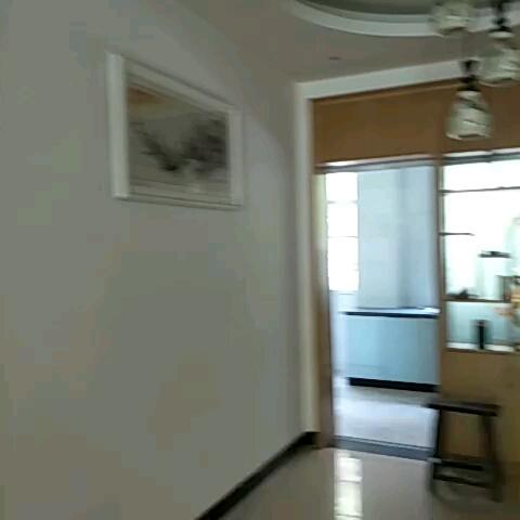 龙腾锦城123.5平简装 南北通透明厨明卫看房方便