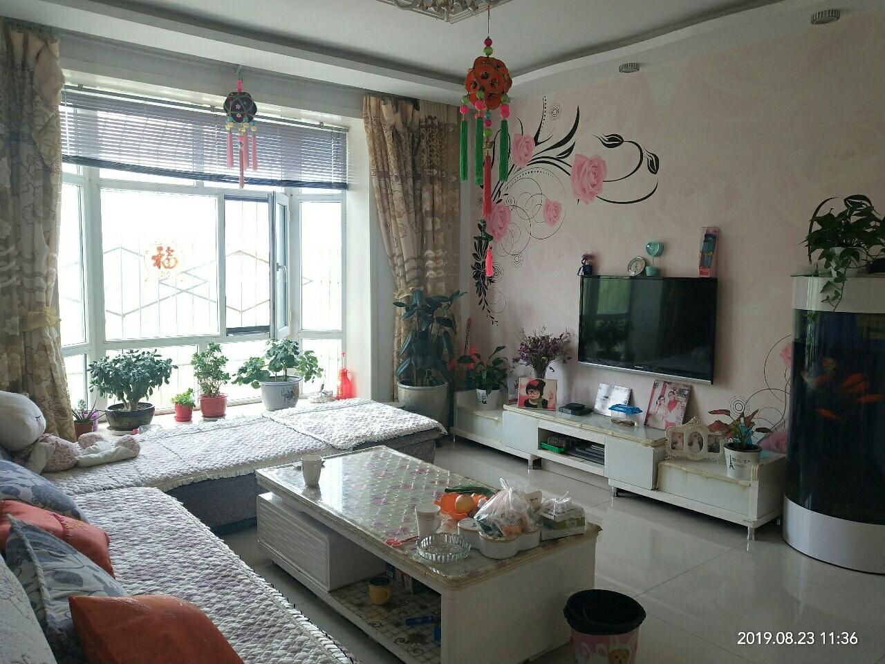 东湖明珠花园2室 2厅 1卫43万元