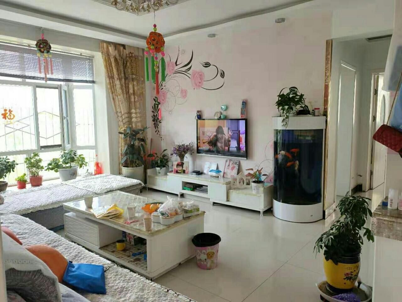 明珠花园三楼2室 2厅 1卫43万元