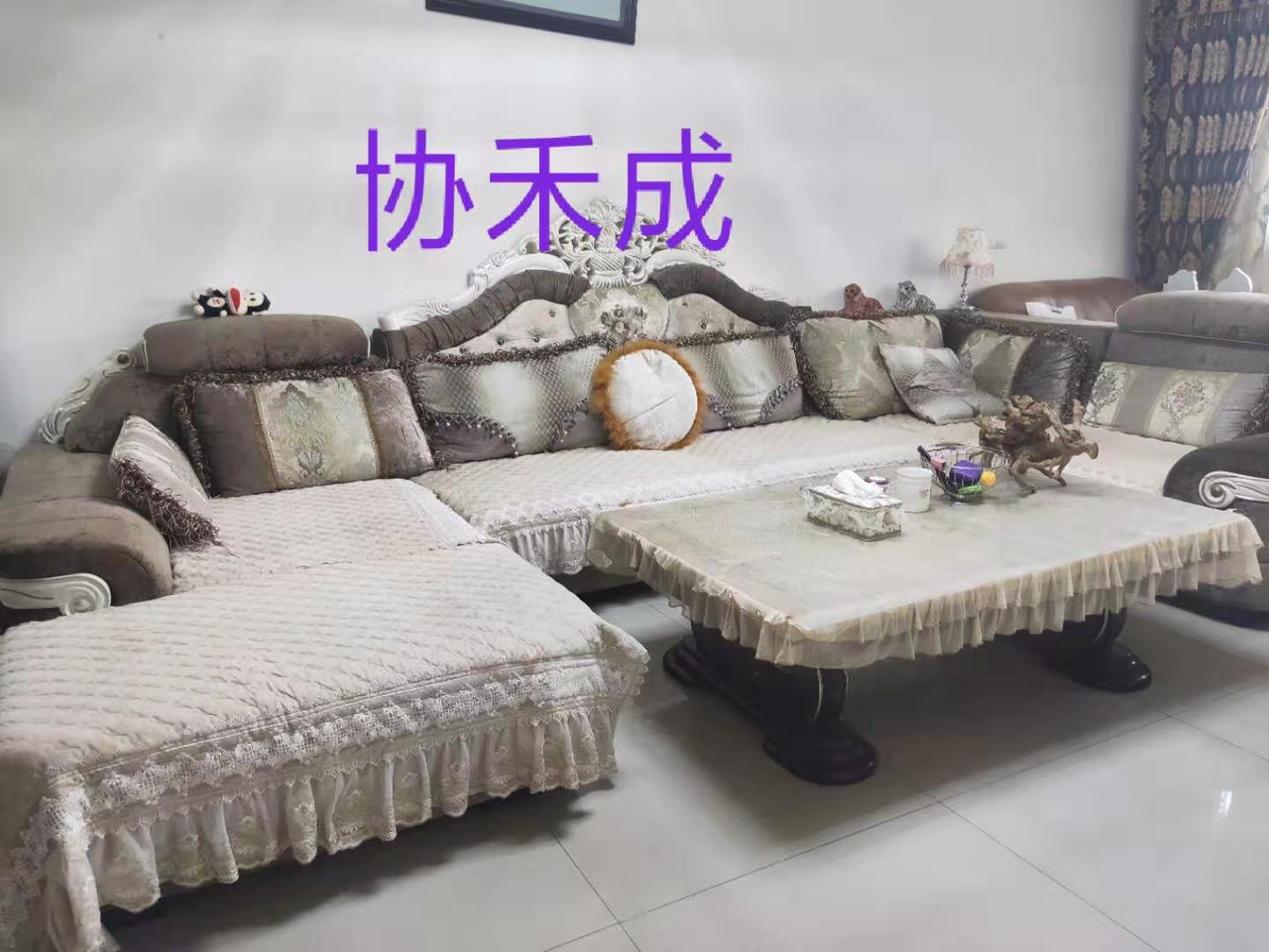 紫江花园3室 1厅 2卫60.8万元