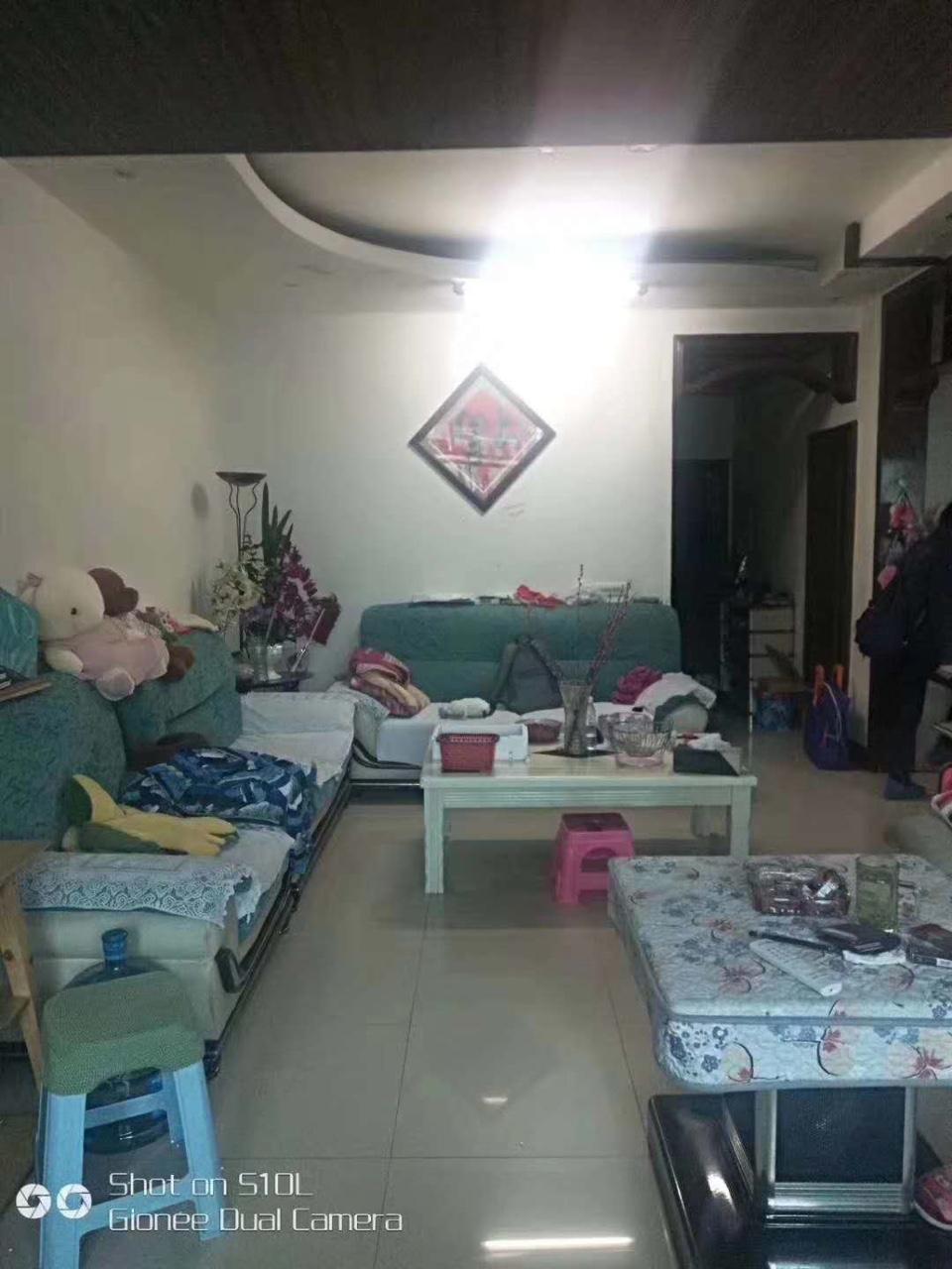 园林鑫城3室 1厅 1卫53.8万元