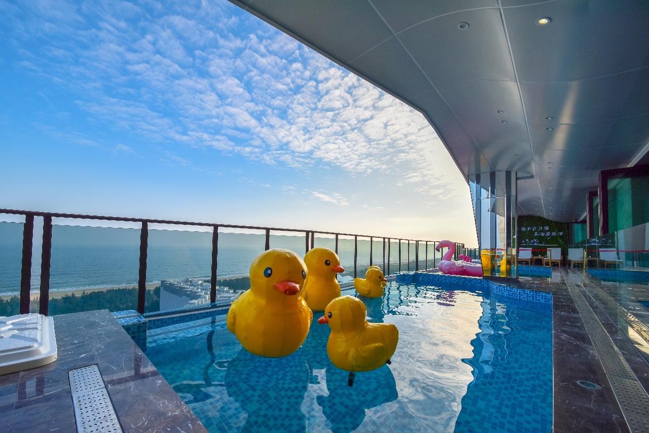 塘沽遠洋城1室 1廳 1衛46萬元