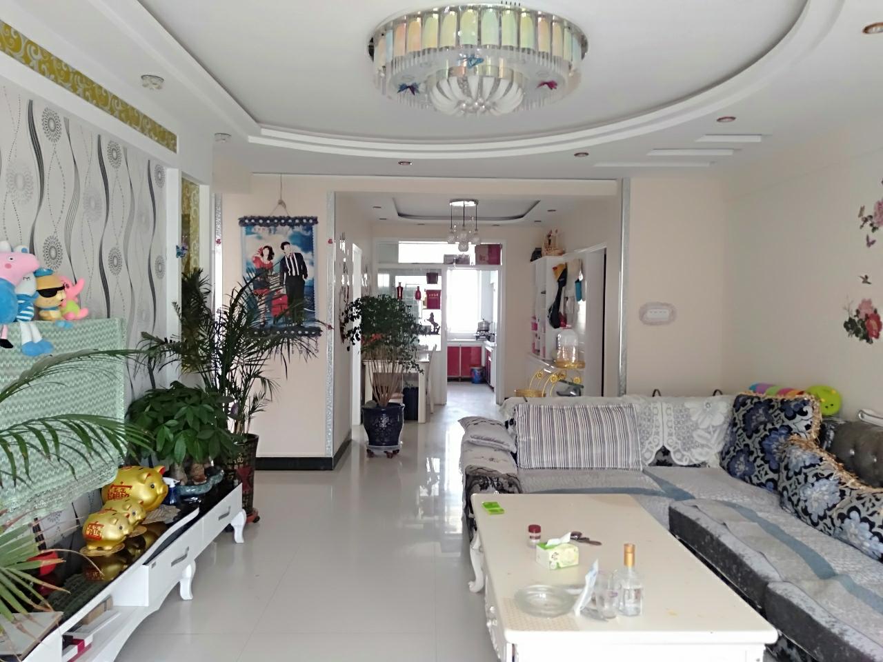 翰海明珠2室 2厅 1卫55万元