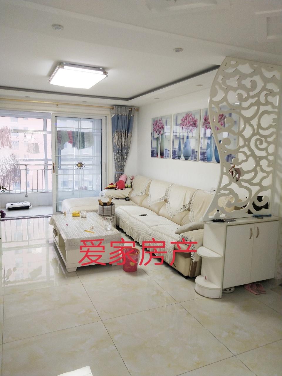 豪华三室,好楼层鑫隆帝景城3室 2厅 2卫88万元