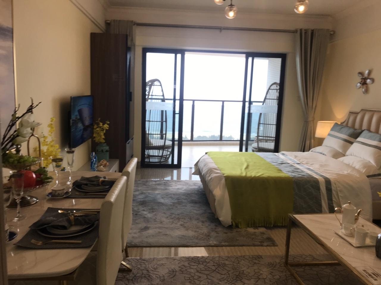 寶安濱海豪庭1室 1廳 1衛49萬元