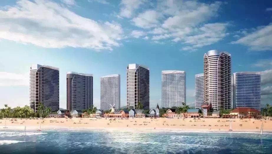 海南三亞度假海景房外地朋友可以買首付30萬起