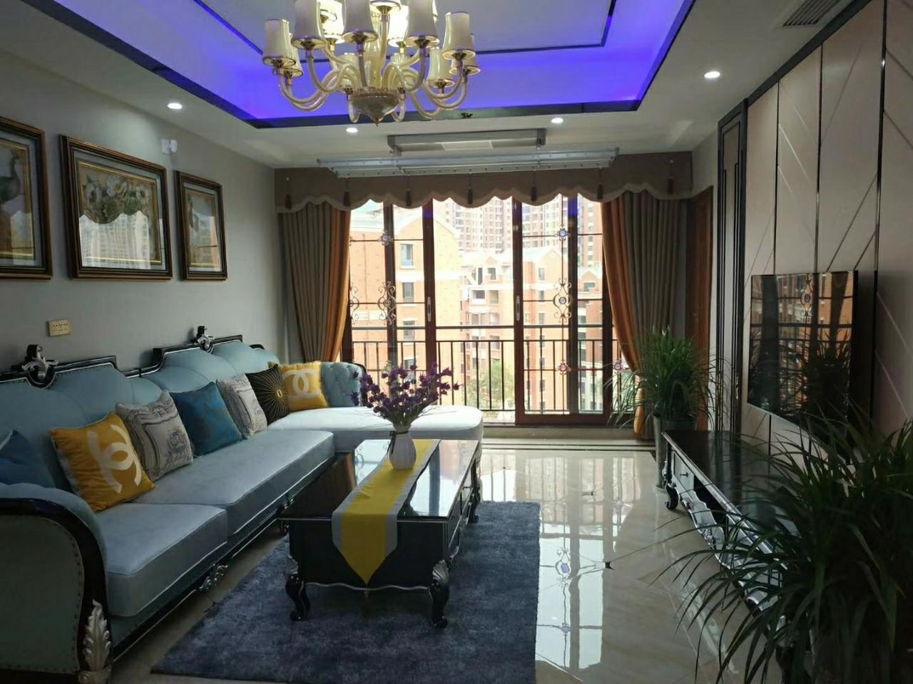 平桥金科云玺台洋房3室 2厅 2卫113.8万元