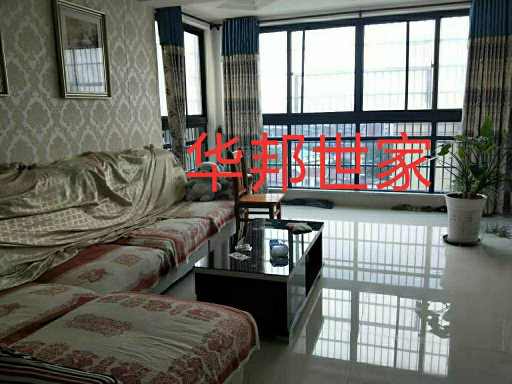 名欧国际公馆129平豪华装3室 2厅 2卫110万