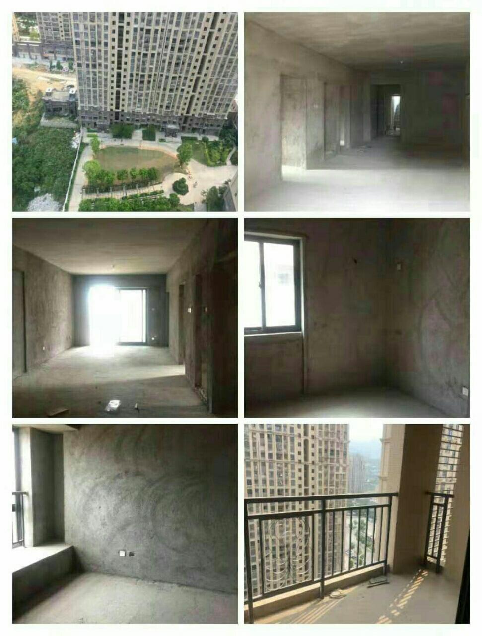 永隆 毛坯,樓層佳,98平方122.5萬元
