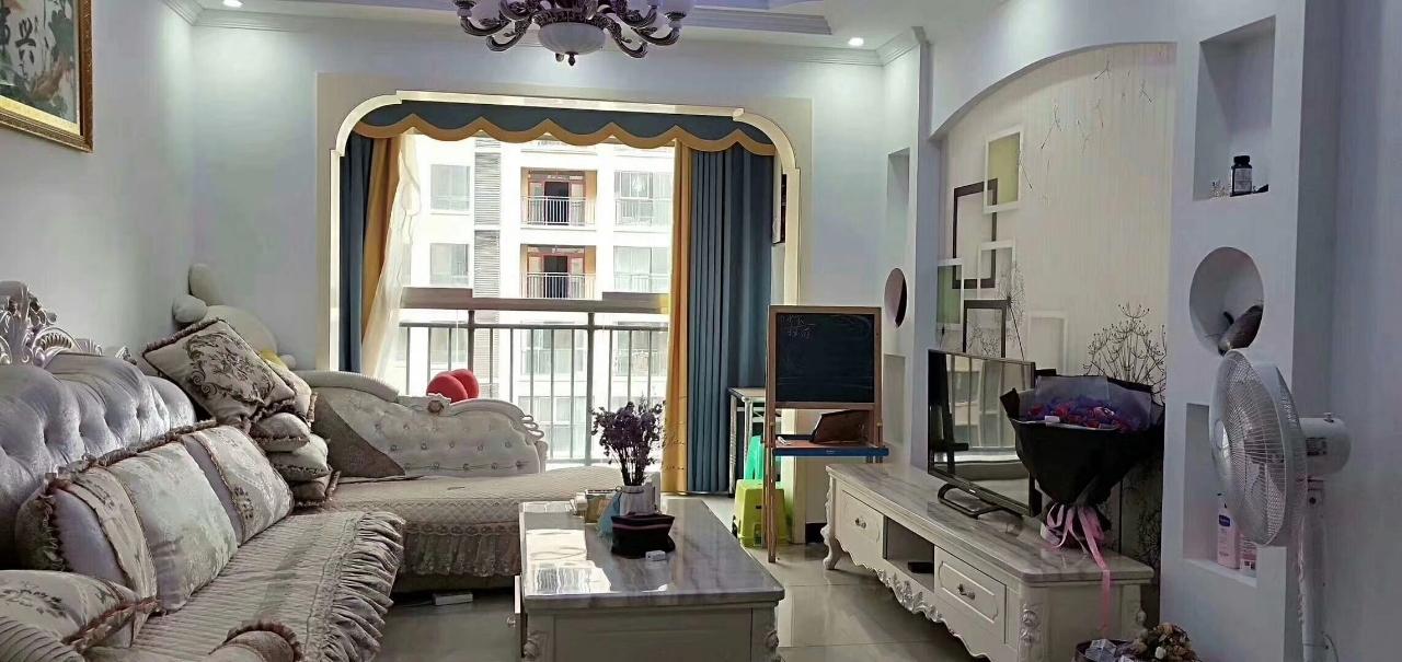 国维·中央府邸2室 2厅 1卫58.8万元