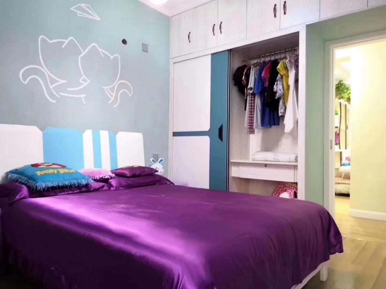 国维·中央府邸3室 1厅 1卫53.8万元