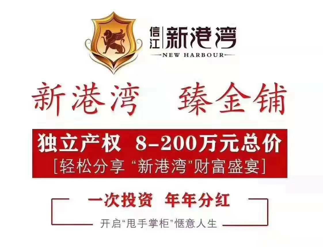 新港湾大型购物中心8_10万元