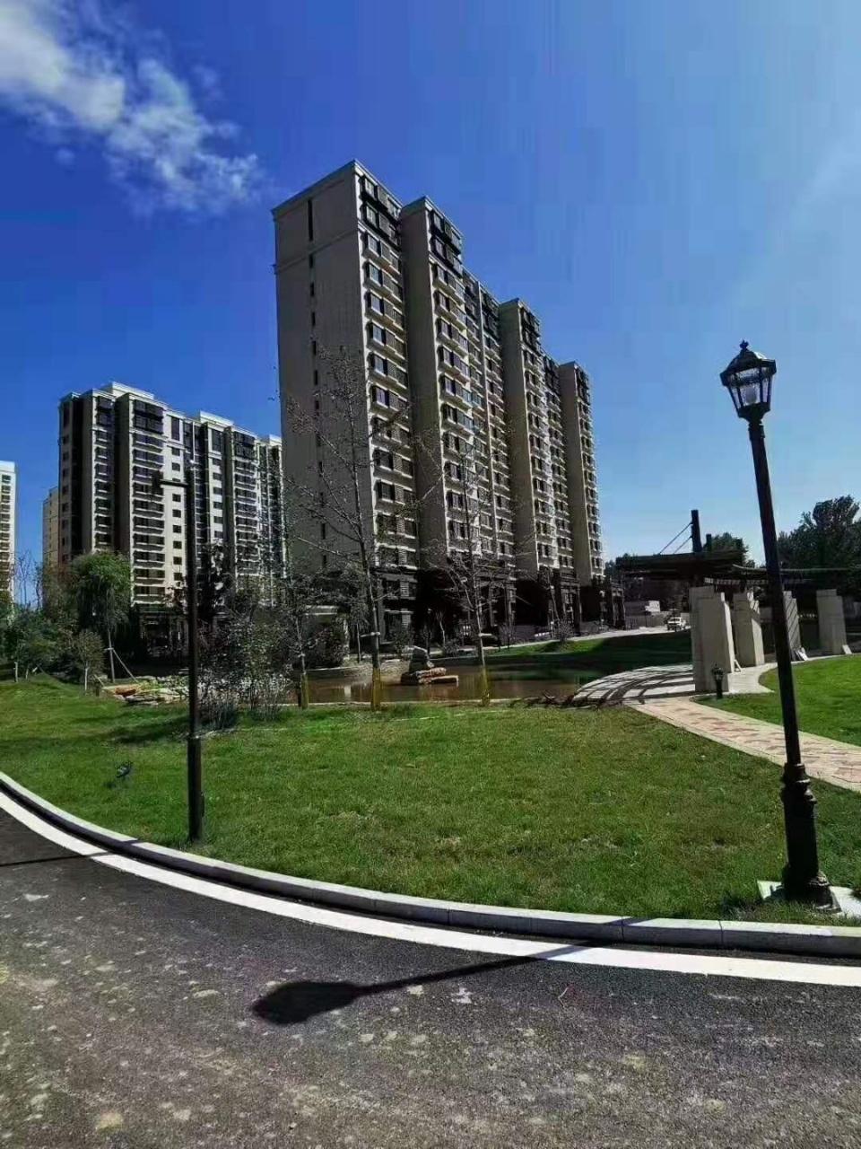 新機場現房均價8000直接中科嘉匯城