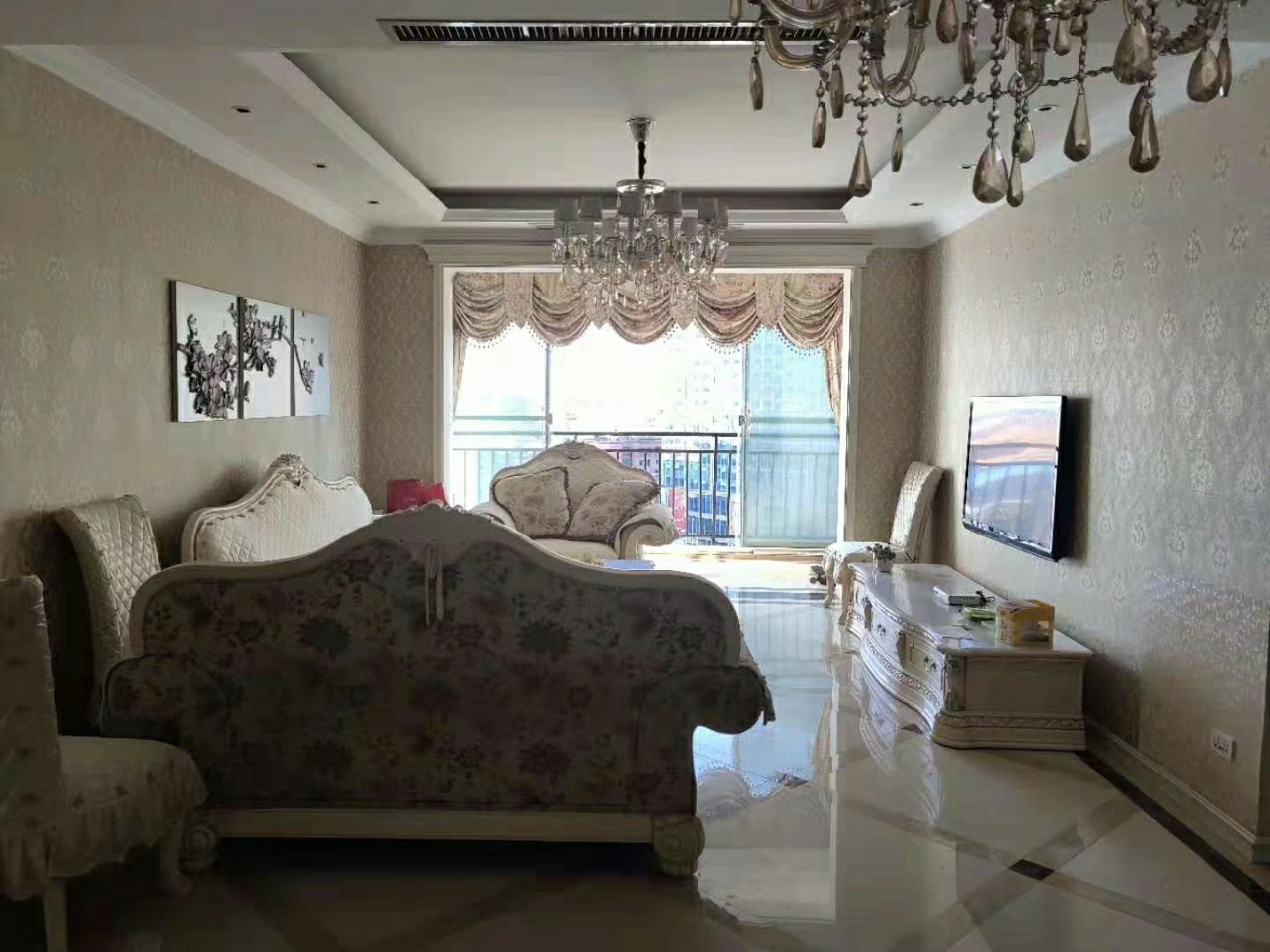 开洲大厦3室 2厅 2卫76.8万元
