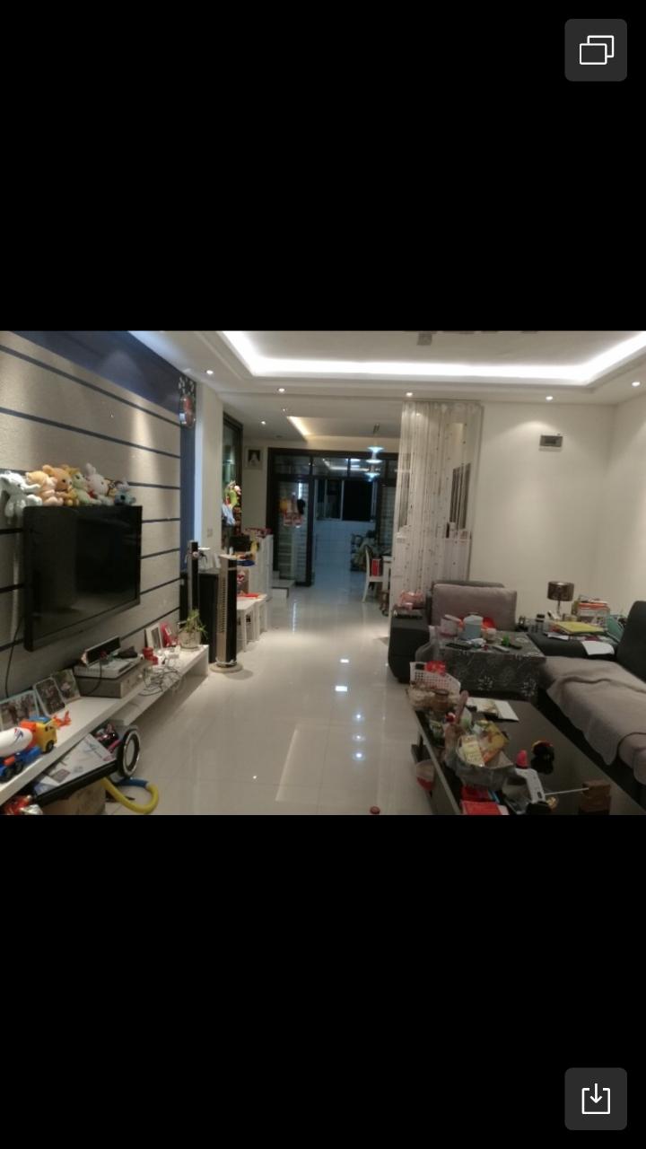 麒龙新城121平方3室 2厅 2卫62.8万元