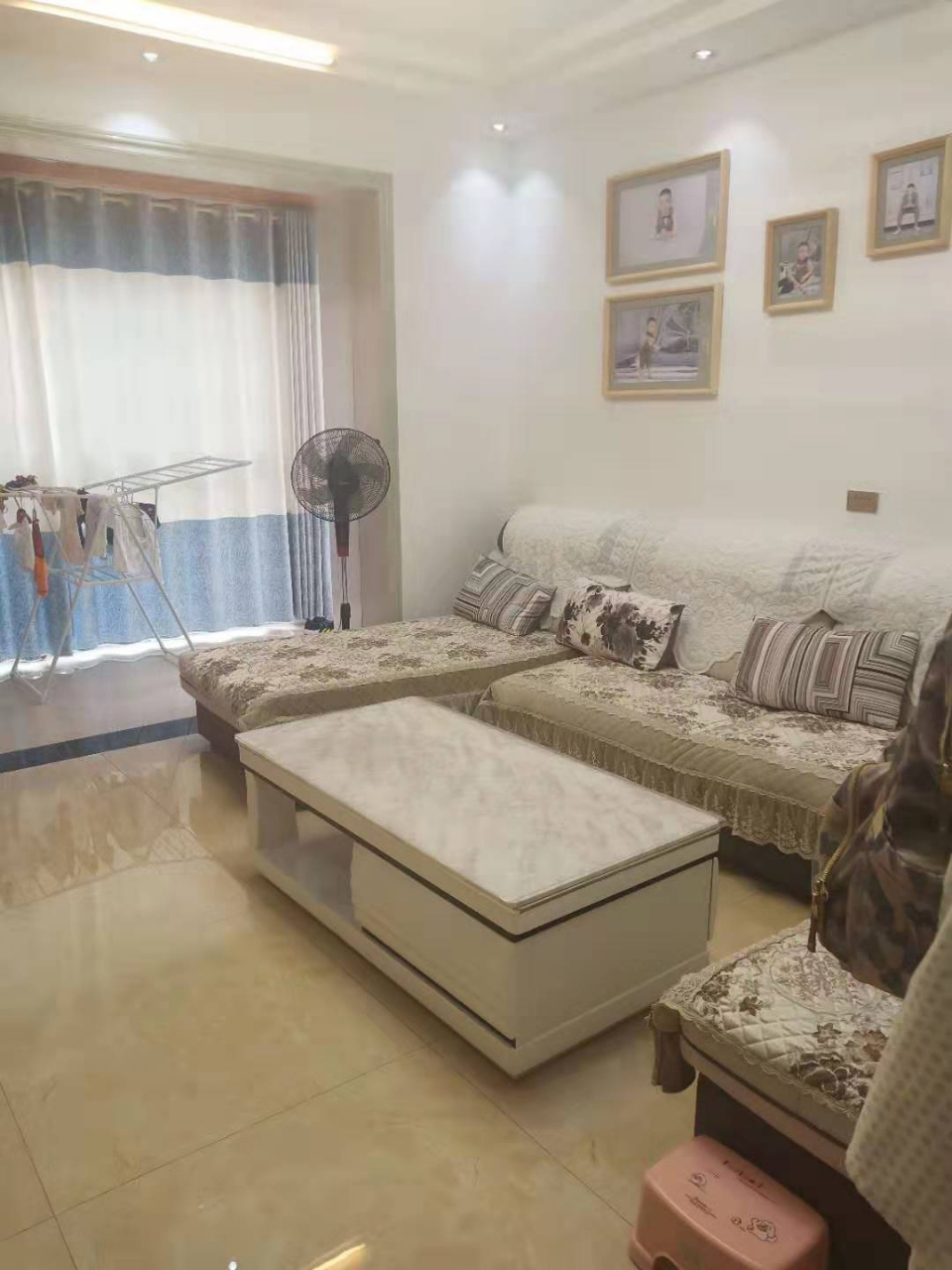 滨江时代城3室 2厅 2卫60.8万元