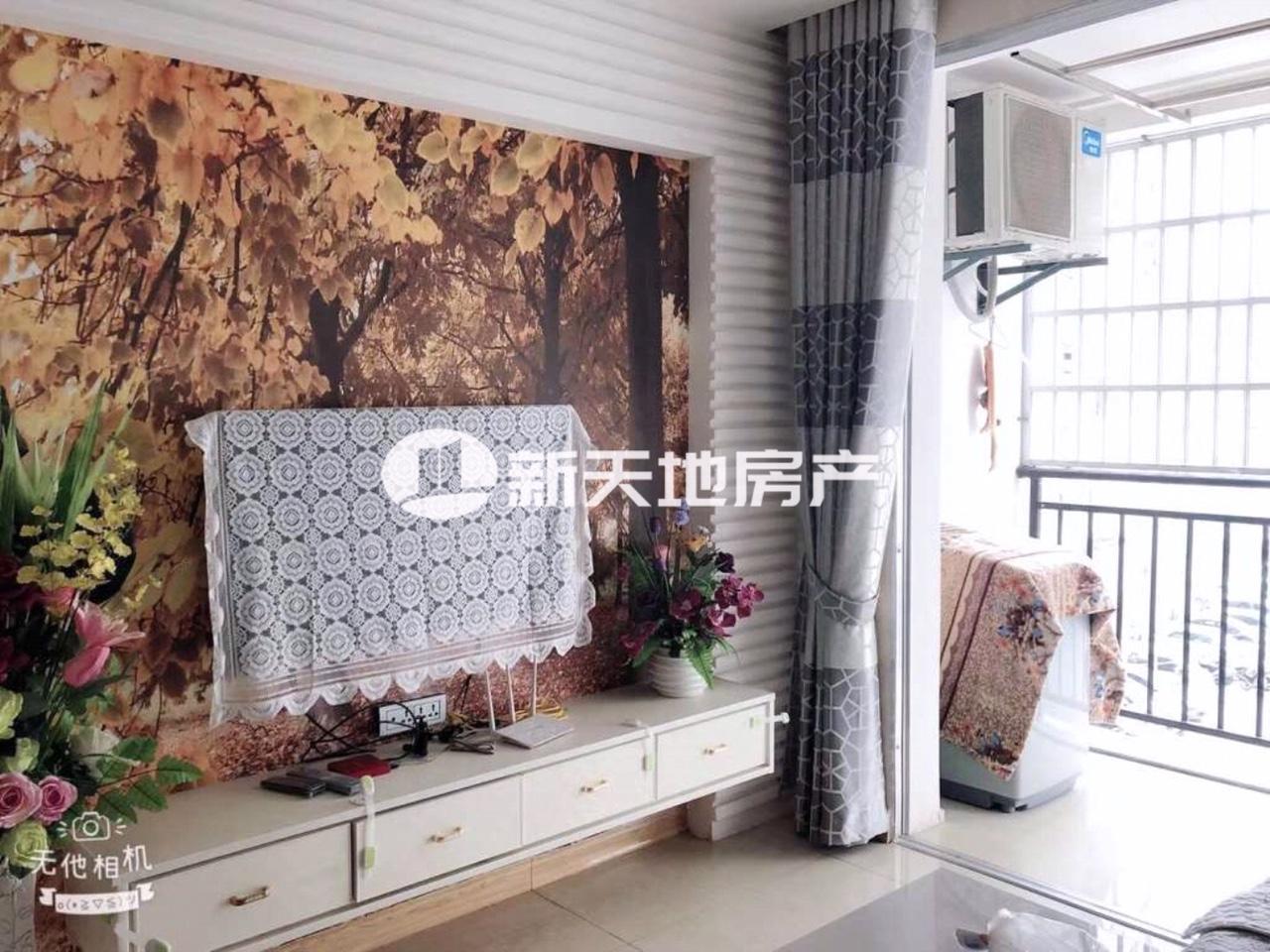 凤北雅居2室 2厅 1卫43.8万元