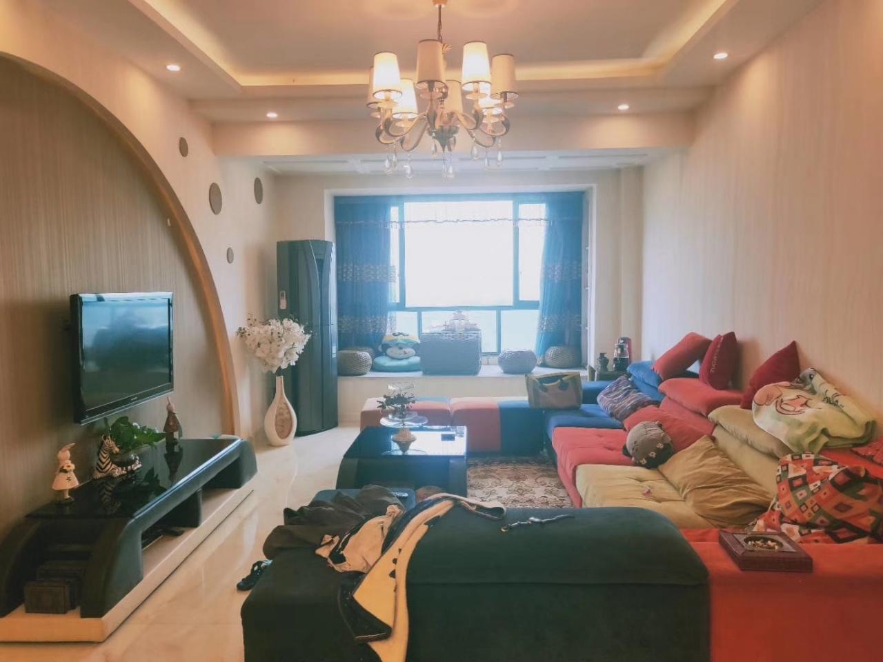 江景郦城江景房2室 2厅 1卫64.8万元