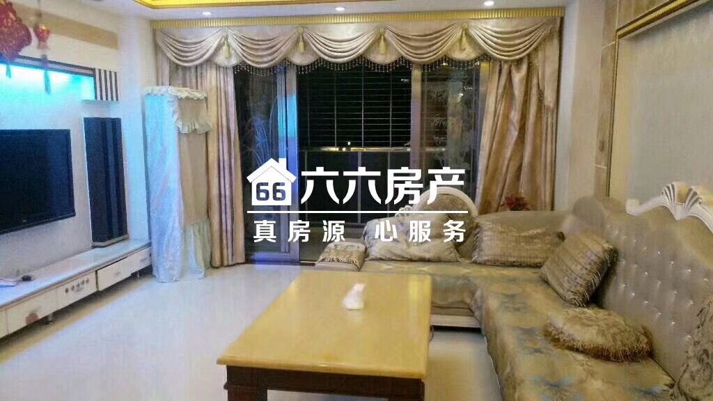 龙凤都城3室 2厅 2卫85.8万元
