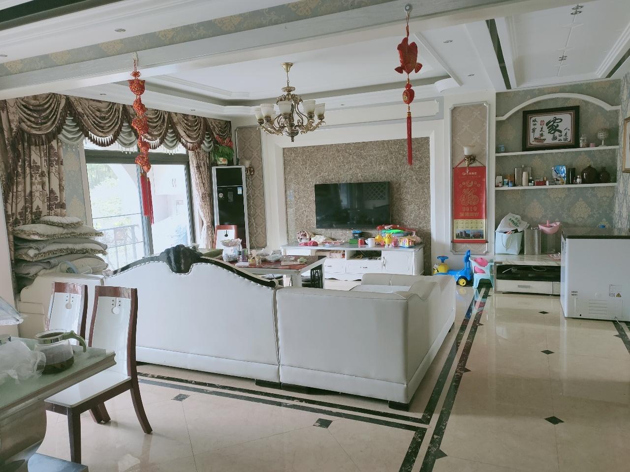 嘉华城4室 2厅 2卫88.8万元