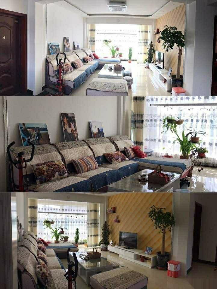 明珠山水郡3室 2厅 1卫49.5万元