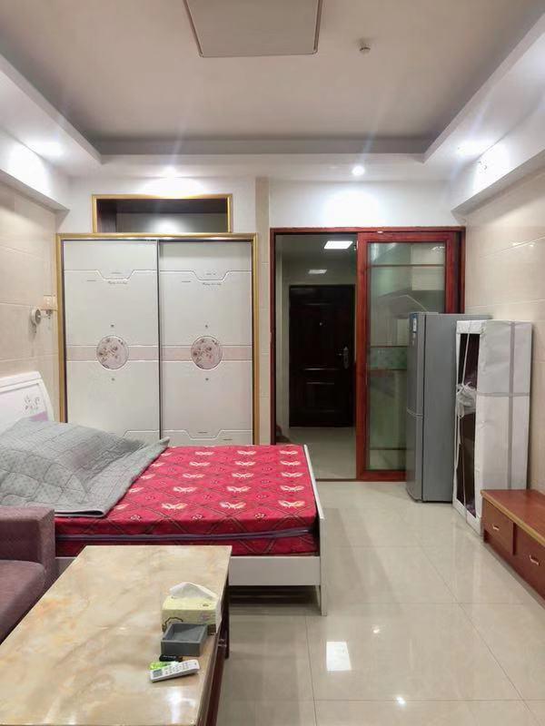 宝龙艺筑酒店1室 0厅 1卫43万元