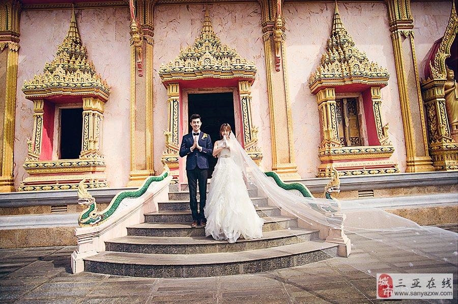 教你如何理性的选择婚纱摄影机构