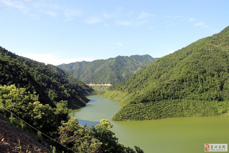 西安真实夏天风景图片