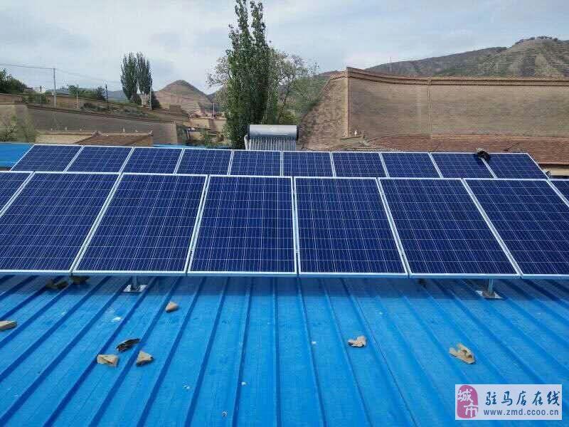 加益专业从事家庭分布式光伏发电项目,具有光伏发电系统的设计