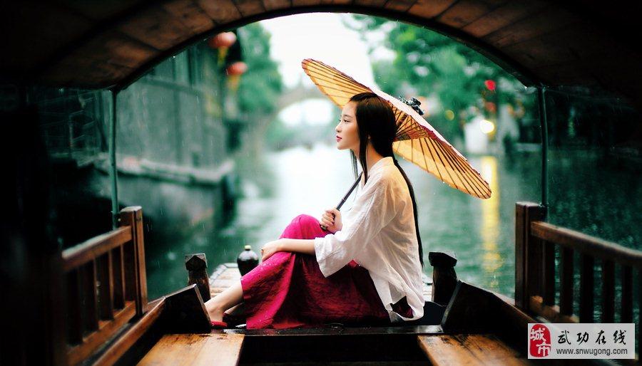 4946,江南水乡景如画(原创) - 春风化雨 - 春风化雨的博客