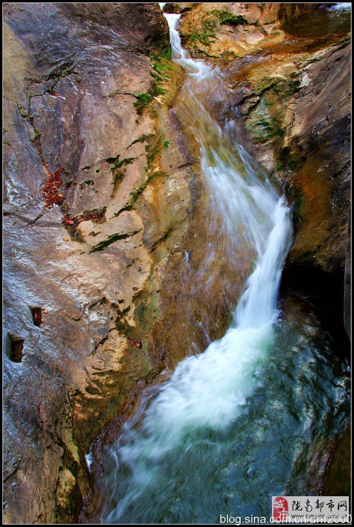 西峡桑坪神仙洞风景区