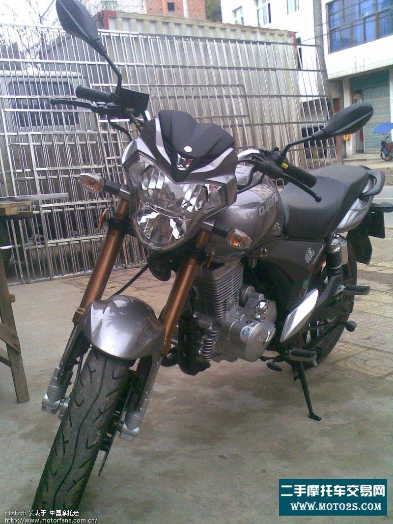 出售钱江150摩托车新车