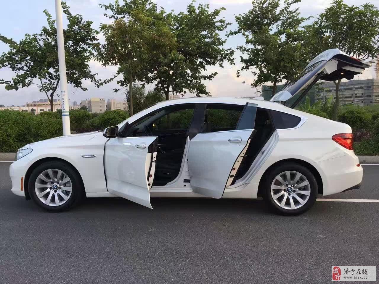 2012年宝马GT550i