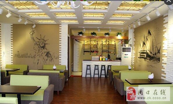 美好时光休闲餐厅――每月20号持周口在线五折卡到点消费可享受五折优惠