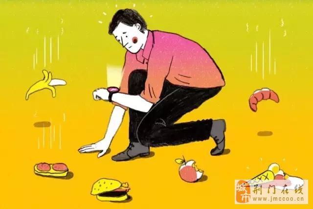掉地上5秒内的食物,到底能不能吃?有人做了2560次实验,荆门人必看!