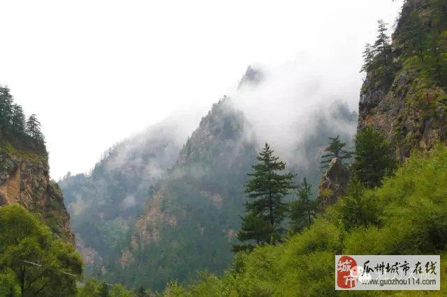 天祝县19乡镇的美景.