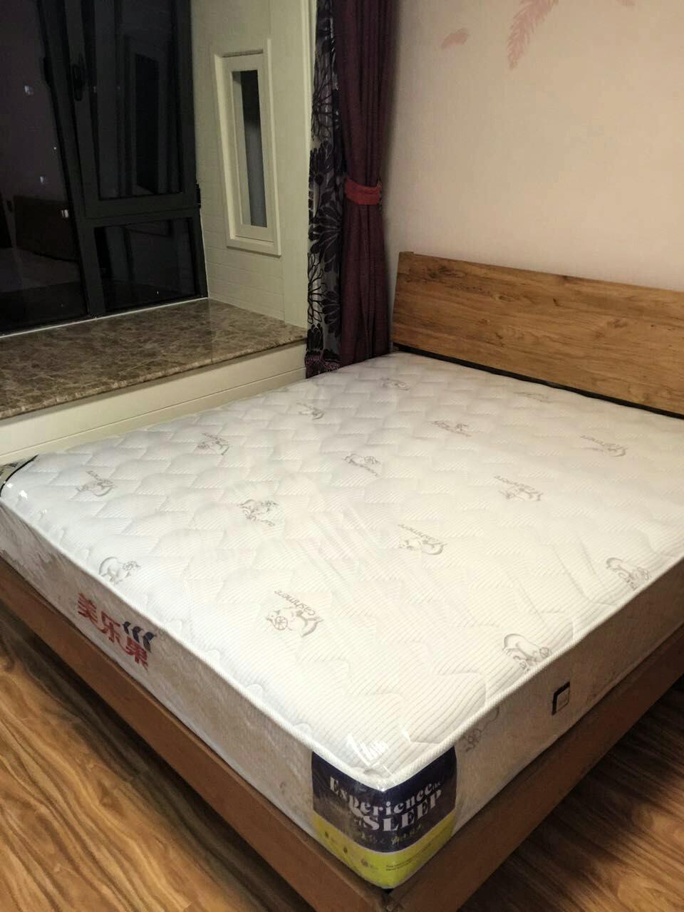 晒一下第一次在淘宝购物【床垫】的图片