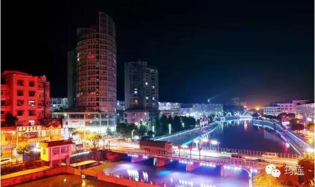 宜宾夜晚 风景图片