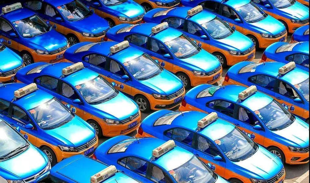 泸州主城区出租车拟每公里涨2毛,春节加5元,拼车按80%收费