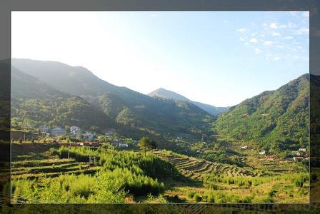董岭- 安吉最高的村庄