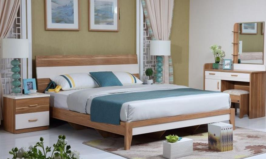 一线品牌太子床91209(不含床头柜)