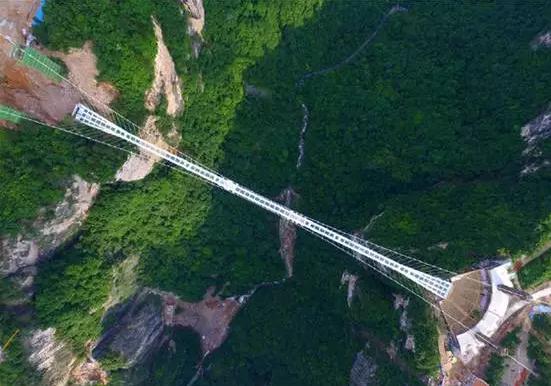 世界上最危险的玻璃桥7月要开放了!宜昌出发仅需4个半小时,共花43.