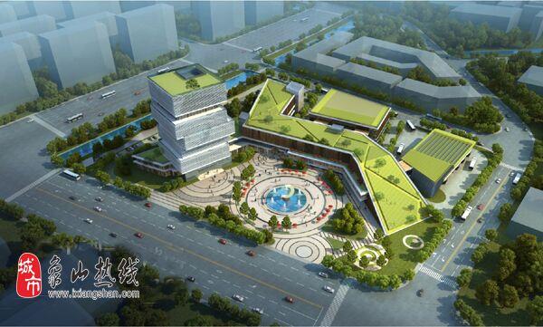 集散广场平面设计图