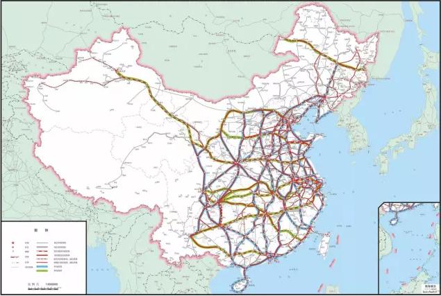 珠海珠海高铁路线图