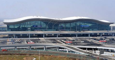 乌鲁木齐地窝堡国际机场总体规划的批复》