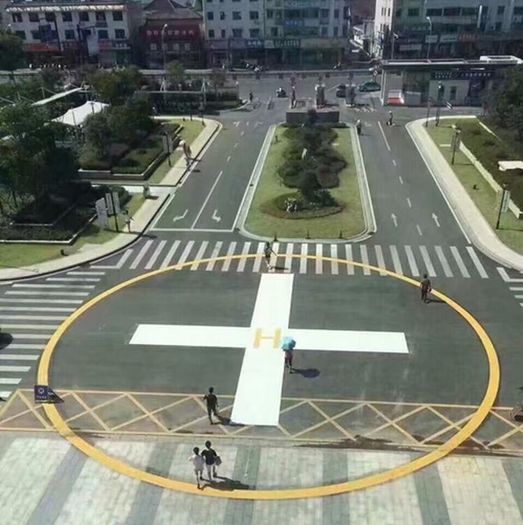 增直升机停机坪
