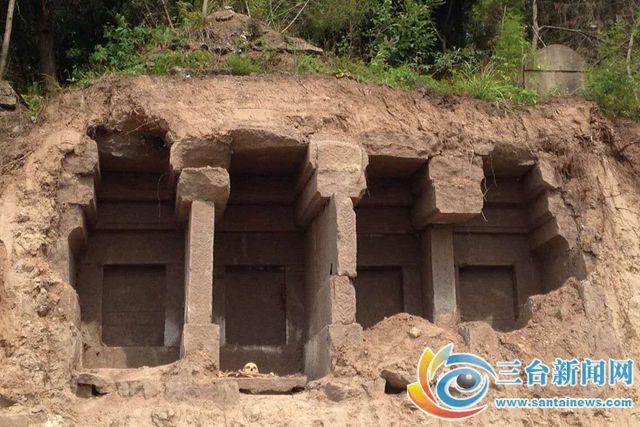 【图】古墓龛石雕刻工艺令人叹为观止  距离明代墓葬数百米,出土宋代