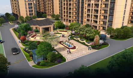 龙辰·阳光水岸80-164㎡宜居户型,精心规划每一寸空间,117㎡三房两厅