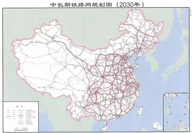 最新规划出炉 宜昌多个县市区将通高铁 快看看经过你家吗