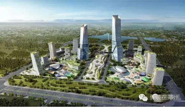 碧桂园双子塔建成后将集展览中心